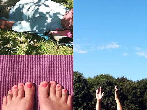 Individual Yoga Lessons