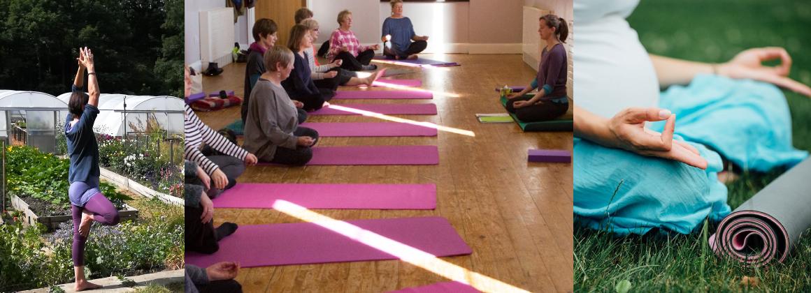 melissa lomas yoga