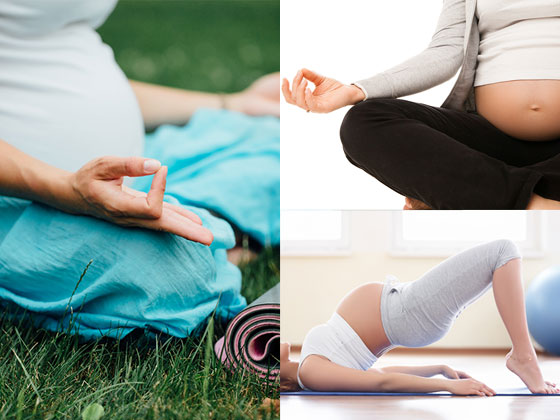 Yoga for Pregnancy and Birth Classes