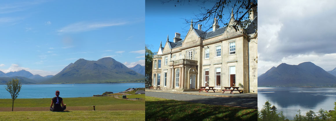 Isle of Raasay 2019 Retreat Week